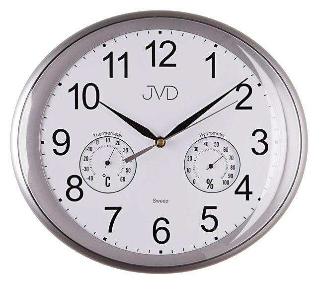 Moderní designové Nástěnné hodiny JVD HTP64.2