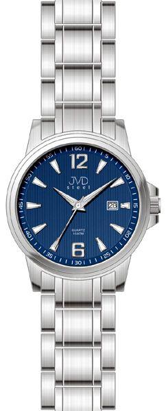 Pánské ocelové Náramkové hodinky JVD steel J1040.3