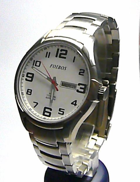 Titanové luxusní pánské ocelové společenské hodinky Foibos 90713.1 safír sklo POŠTOVNÉ ZDARMA!! ( )