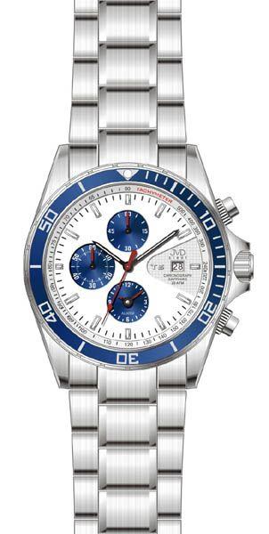 Potápěčské vodotěsné pánské hodinky JVD steel J1014.2 20ATM - (POŠTOVNÉ ZDARMA!!)