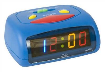 Dětský digitální budík JVD SB 062.2