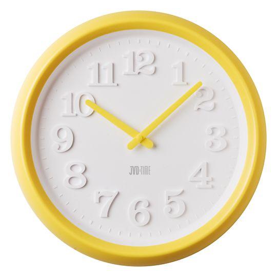 Nástěnné hodiny JVD TIME H102.2