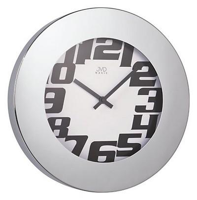 Kovové hodiny JVD H91