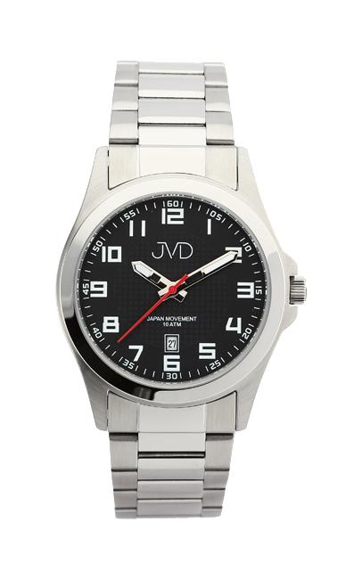 Pánské ocelové vodotěsné hodinky JVD steel J1041.3 - 10ATM ( )