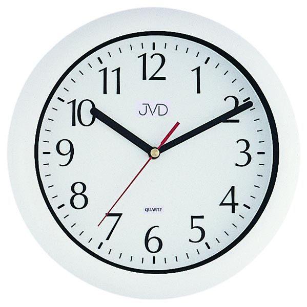 Koupelnové saunové hodiny JVD quartz SH494 (Hodiny do koupelny)