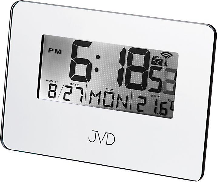 Luxusní rádiem řízený digitální budík JVD RB995.1