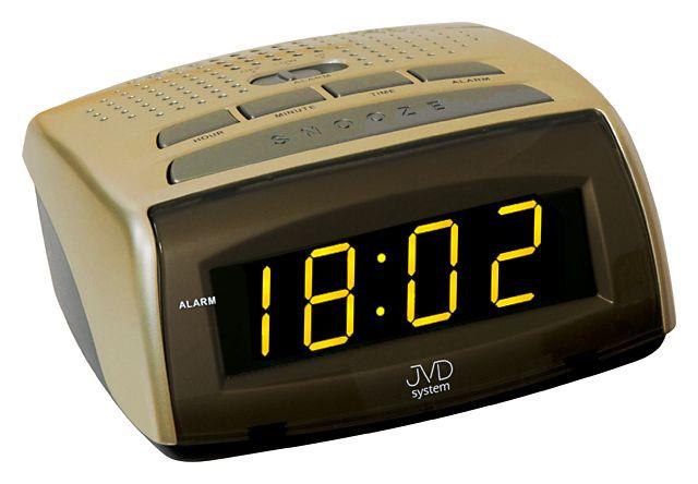 Moderní svítící digitální budík JVD system SB0720.5