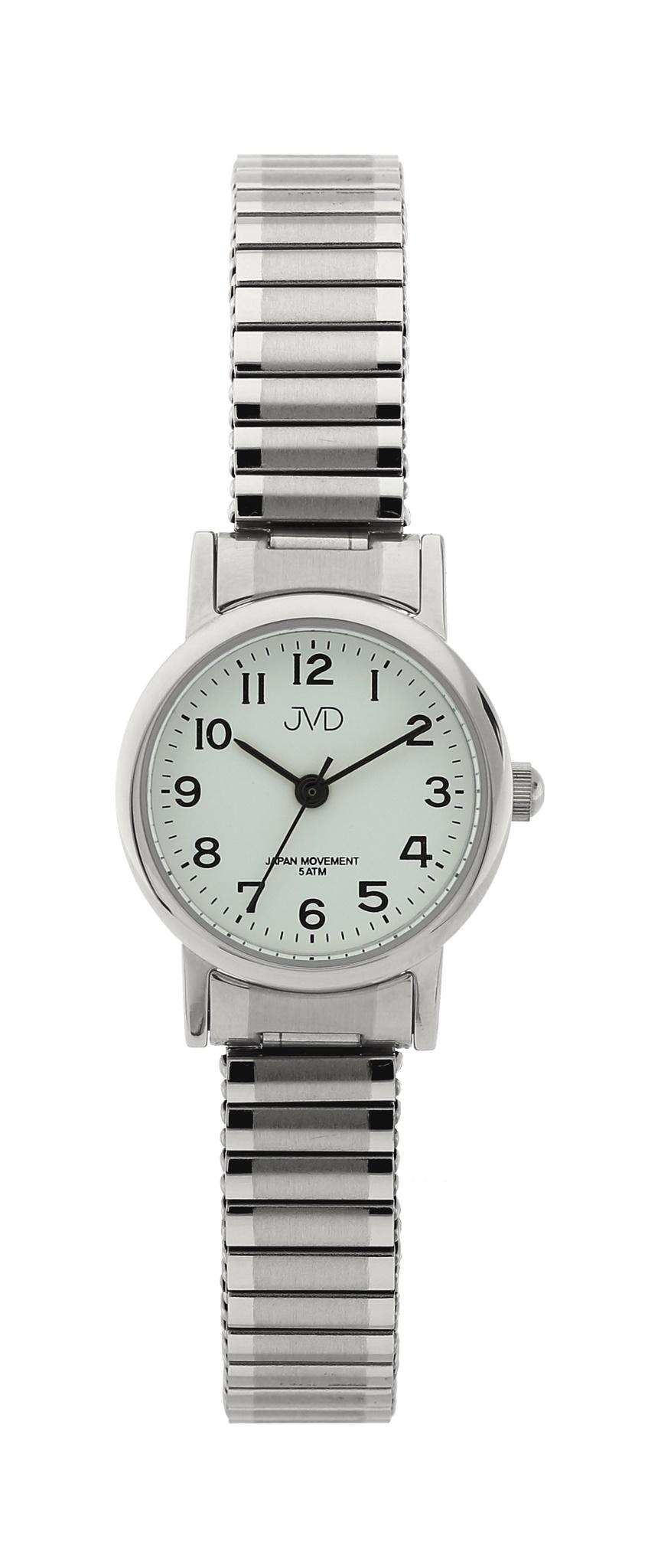 Dámské hodinky JVD steel J4010.4 (POŠTOVNÉ ZDARMA!!)