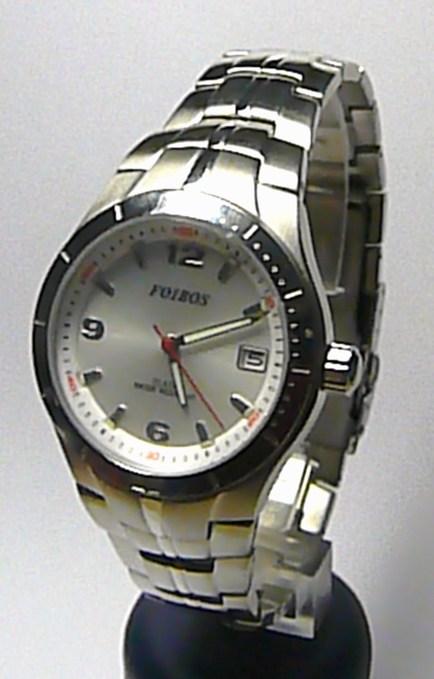 Luxusní potápěčské vodotěsné sportovní čitelné hodinky Foibos 7H75 20ATM
