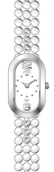Dámské nerezové ocelové hodinky JVD steel J4031.1 5ATM