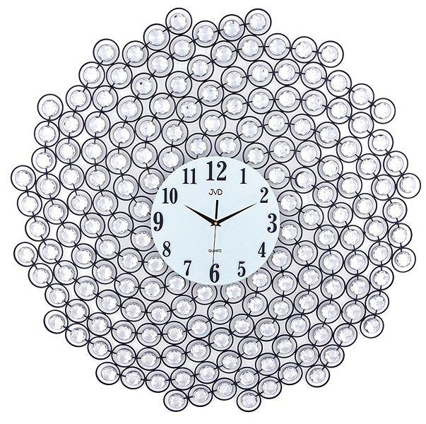 Obrovské designové nástěnné hodiny JVD design HJ48