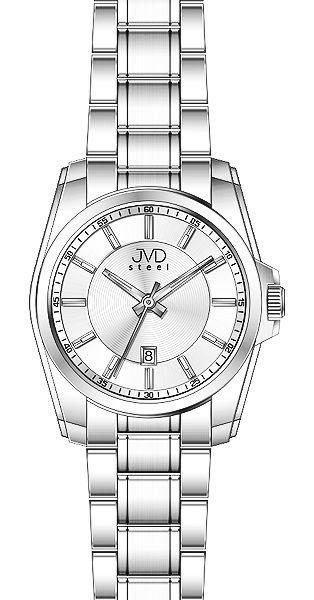 Náramkové hodinky JVD steel W02.1