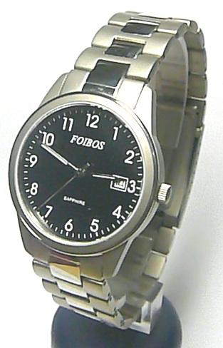Pánské luxusní celotitanové hodinky Foibos 1561 se safírovým sklem