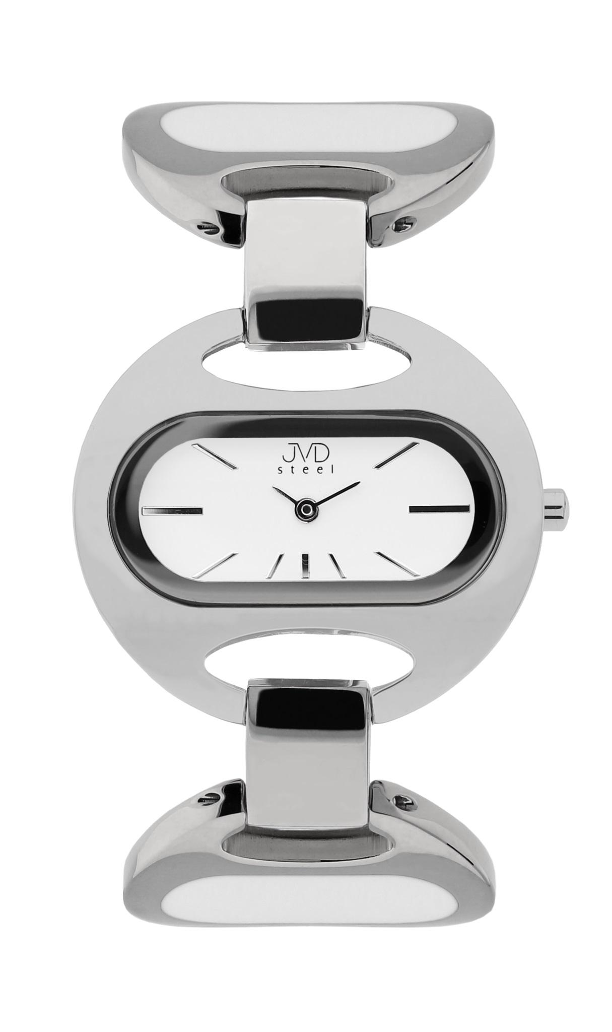 Luxusní dámské ocelové náramkové hodinky JVD steel J4118.2 - 5ATM POŠTOVNÉ  ZDARMA! ( 4279f26d042