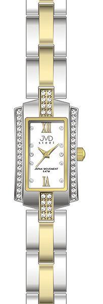 Dámské ocelové moderní hodinky JVD steel J4062.2 (POŠTOVNÉ ZDARMA!!)