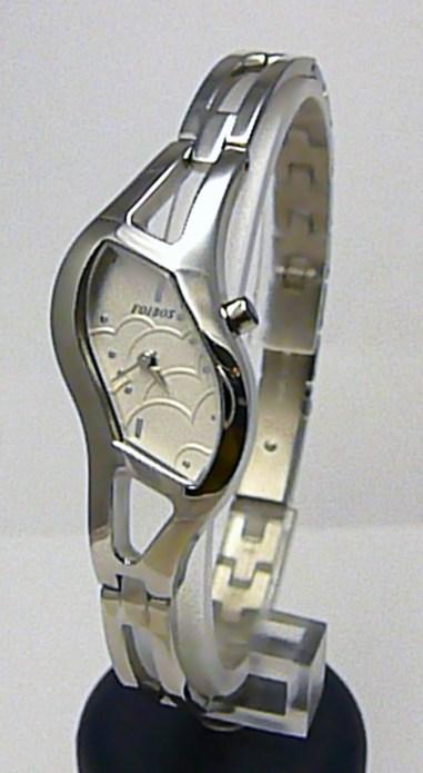 Luxusní dámské elegantní stříbrné hodinky Foibos 21765 3ATM f7ee021b33