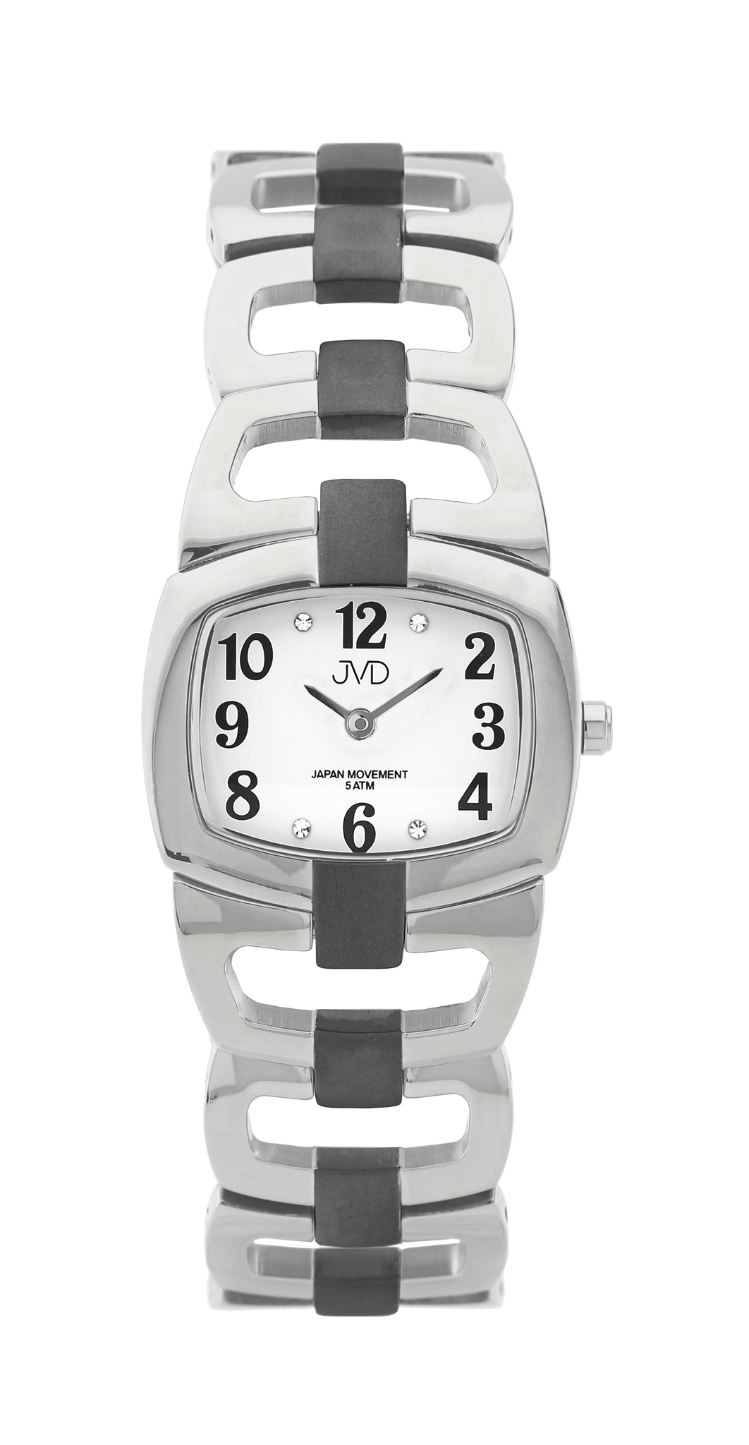 Dámské titanové voděodolné luxusní hodinky JVD titanium J5003.3 ... 5c35fc727e3