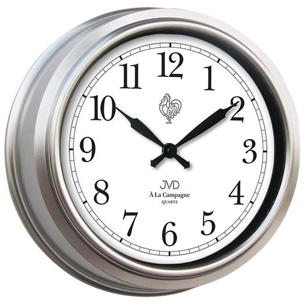 Nástěnné hodiny JVD quartz TS1238.1 francouzského vzhledu Á La Campagne
