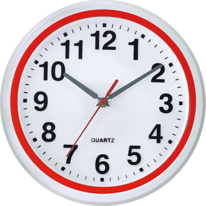 Plastové kuchyňské moderní hodiny JVD sweep HA41.4