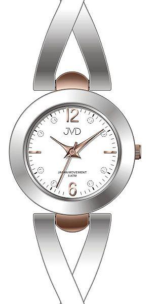 Dámské nerezové ocelové hodinky JVD J4143.2 - 5ATM a83c2065cb