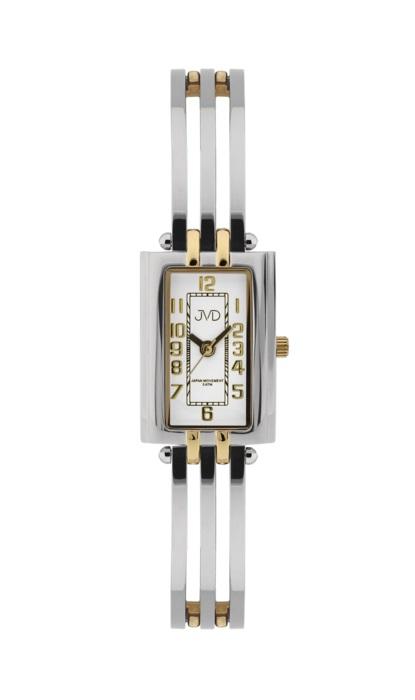 Dámské nerezové ocelové hodinky JVD J4144.2 - 5ATM POŠTOVNÉ ZDARMA! 515d9a550e3