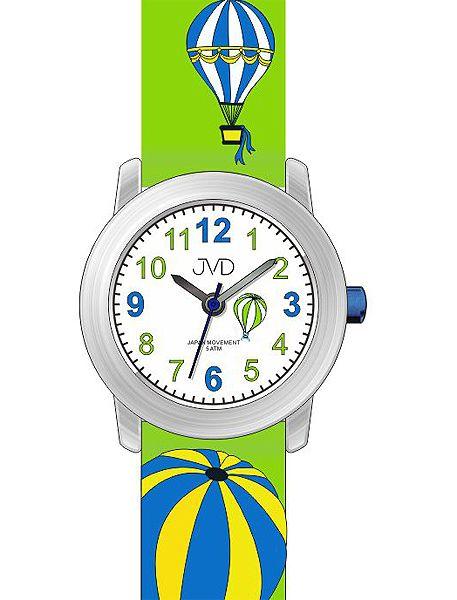Dětské náramkové voděodolné hodinky JVD J7148.2 s balóny (100)