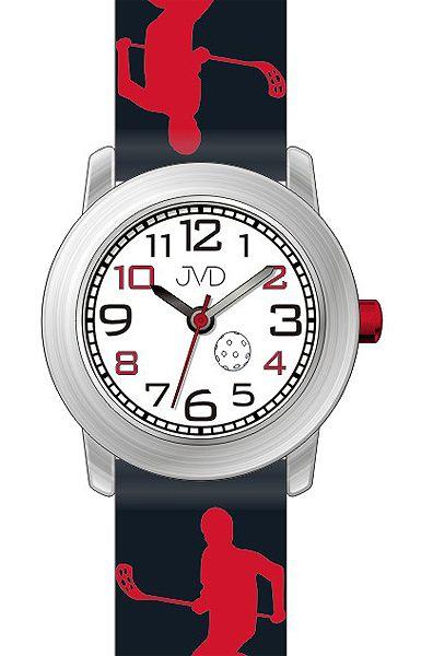 Dětské florbalové hodinky JVD basic J7149.2 (FLORBAL) pro malé florbalisty