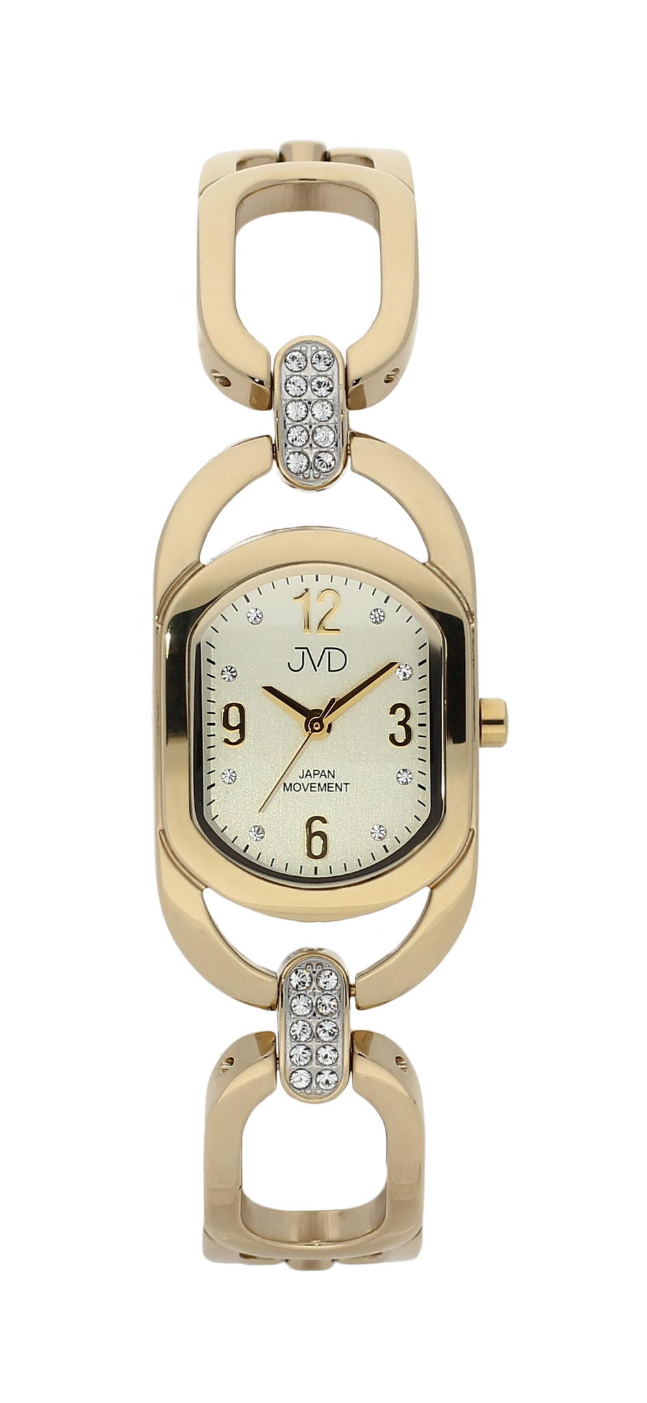 Dámské luxusní voděodolné hodinky JVD JC152.4 - 5ATM (POŠTOVNÉ ZDARMA!!)