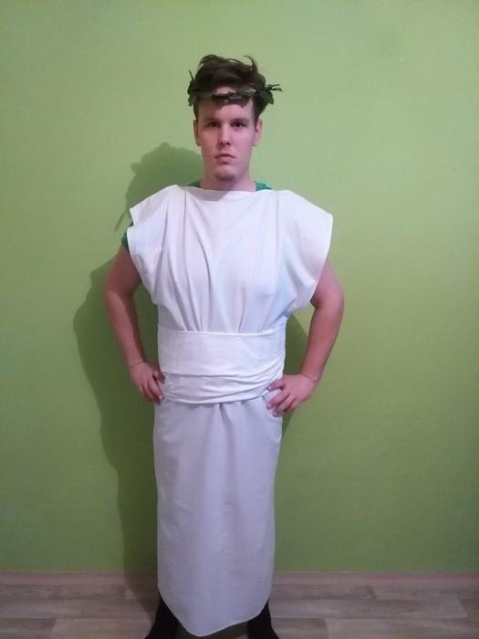 Pánský kostým Říman 1