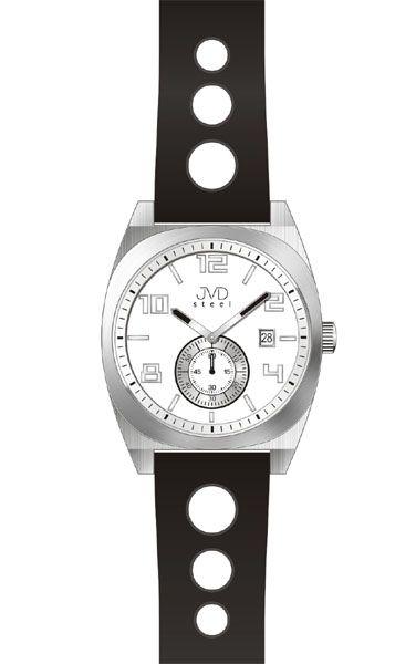 Pánské ocelové moderní hodinky JVD J1044.1