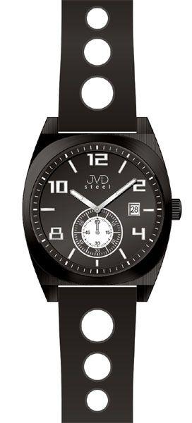 Pánské ocelové moderní hodinky JVD J1044.2
