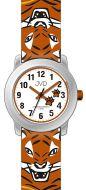 Dětské náramkové hodinky s motivem tygra JVD J7157.1