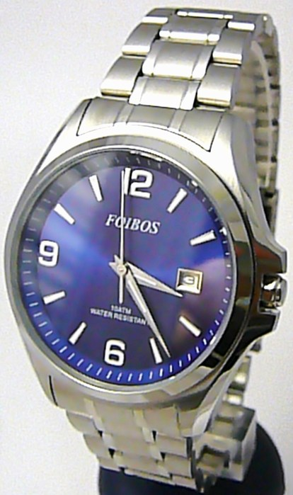 Pánské vodotěsné ocelové kovové hodinky Foibos 6276.3 - 10ATM ... 98d16ac0897