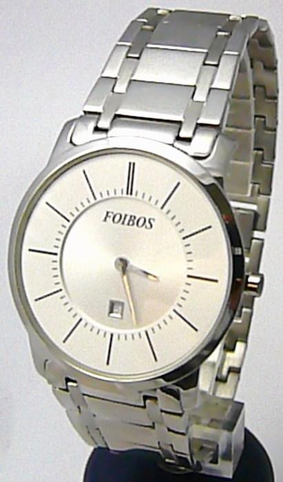Kovové luxusní tenké módní hodinky Foibos 8335 - UNISEX 199ff8e74f