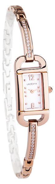 Dámské šperkové švýcarské hodinky LACERTA TENDER 732 E6 570