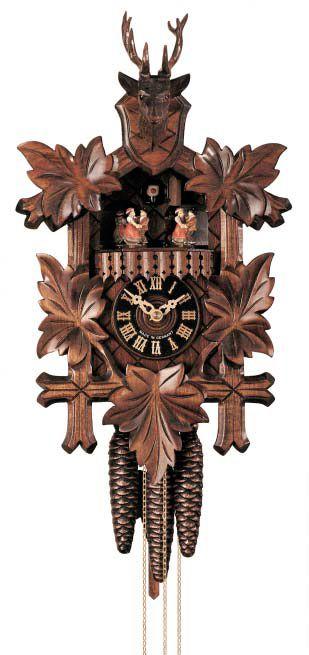 Tradiční ručně vyrobené řezané kukačky Hönes s jednodenním strojkem K605/3T