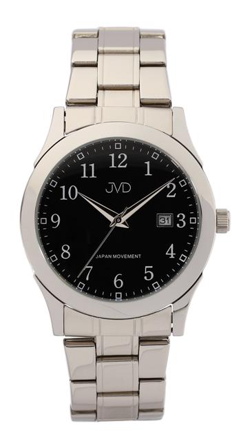Pánské voděodolné ocelové hodinky JVD W85.2 - 5ATM
