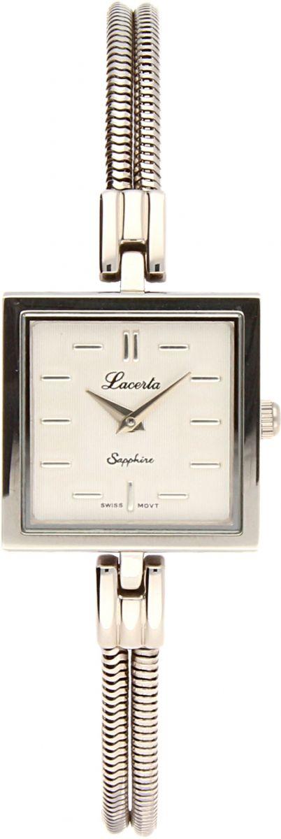 Dámské švýcarské šperkové hodinky Lacerta 762 473 N9 (safírové sklo)