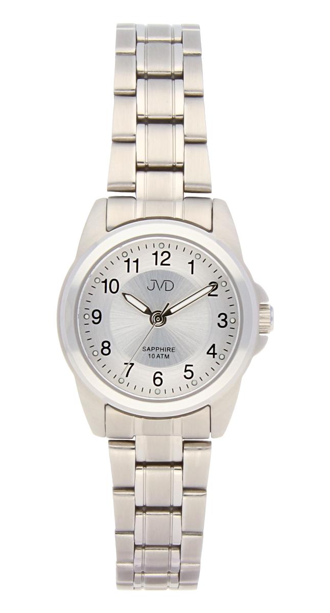 Dámské ocelové vodotěsné hodinky J4147.1 - 10ATM se safírovým sklem (POŠTOVNÉ ZDARMA!!)