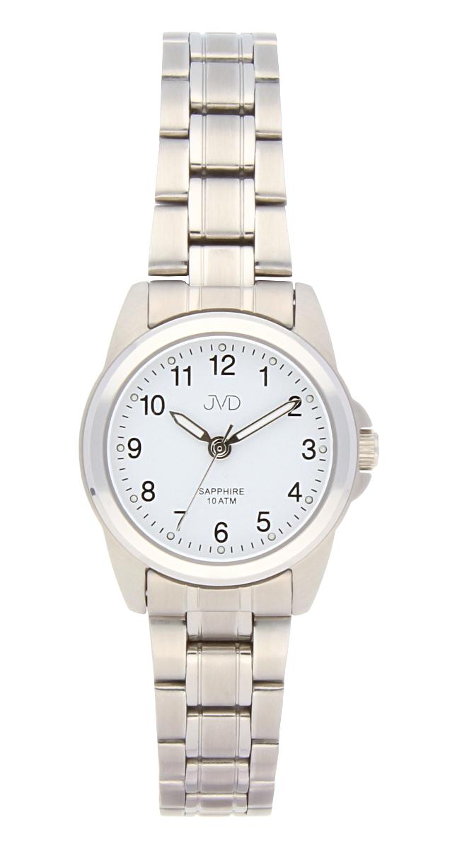 Dámské ocelové vodotěsné hodinky J4147.2 - 10ATM se safírovým sklem (POŠTOVNÉ ZDARMA!!)