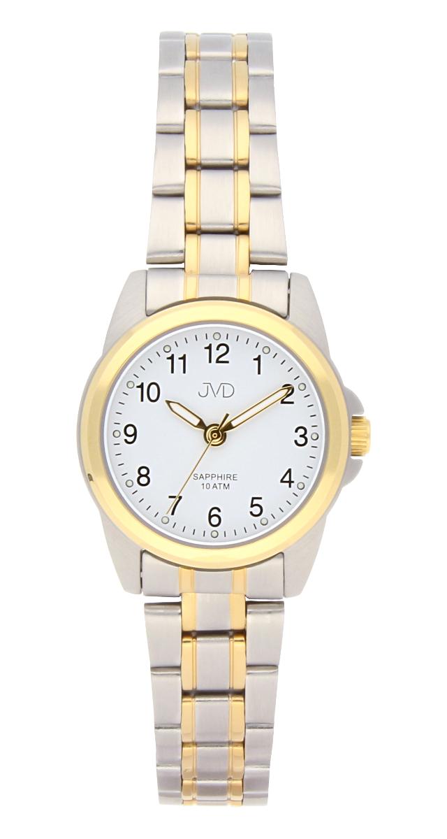 Dámské ocelové vodotěsné hodinky J4147.3 - 10ATM se safírovým sklem (POŠTOVNÉ ZDARMA!!)
