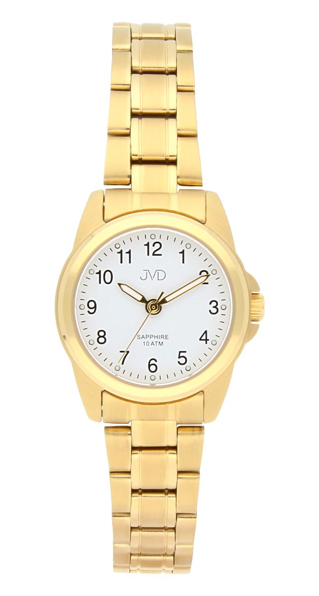 Dámské ocelové vodotěsné hodinky J4147.4 - 10ATM se safírovým sklem (POŠTOVNÉ ZDARMA!!)