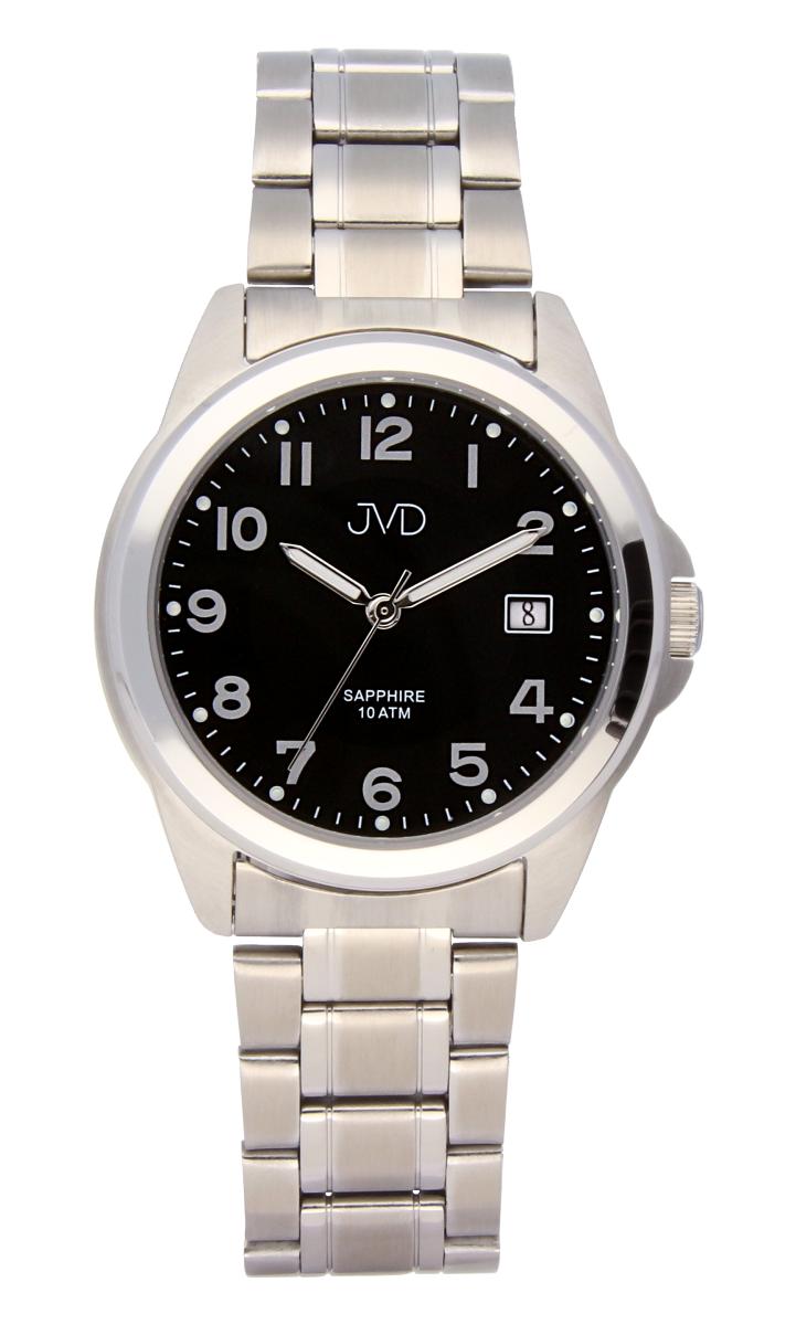 Pánské ocelové vodotěsné hodinky J1105.2 se safírovým sklem