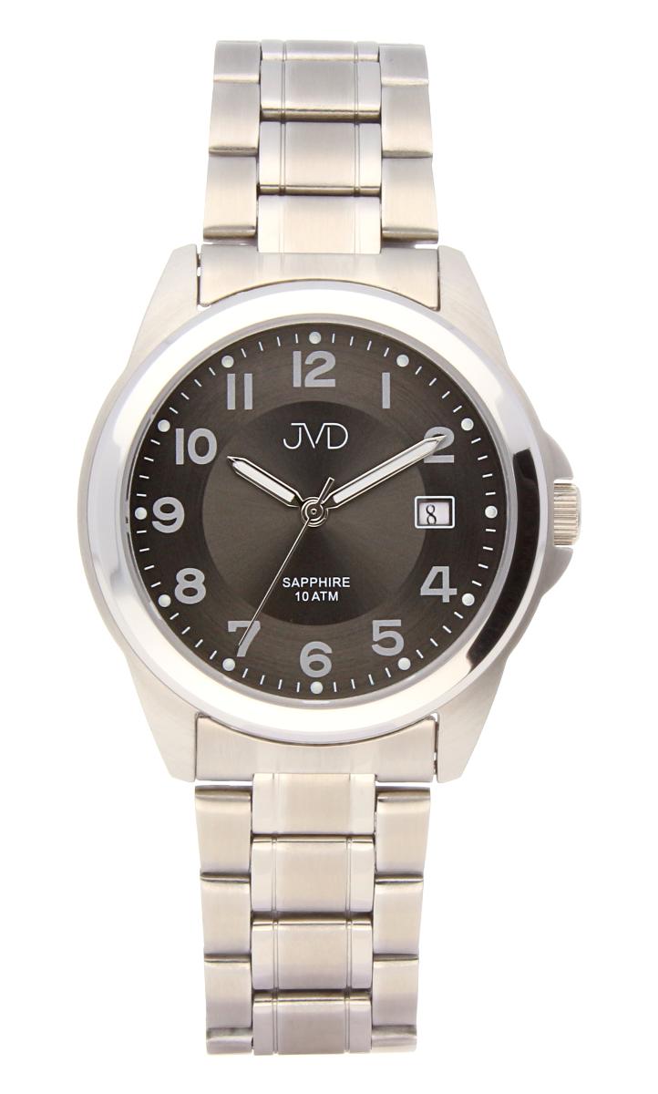 Pánské ocelové vodotěsné hodinky J1105.3 se safírovým sklem