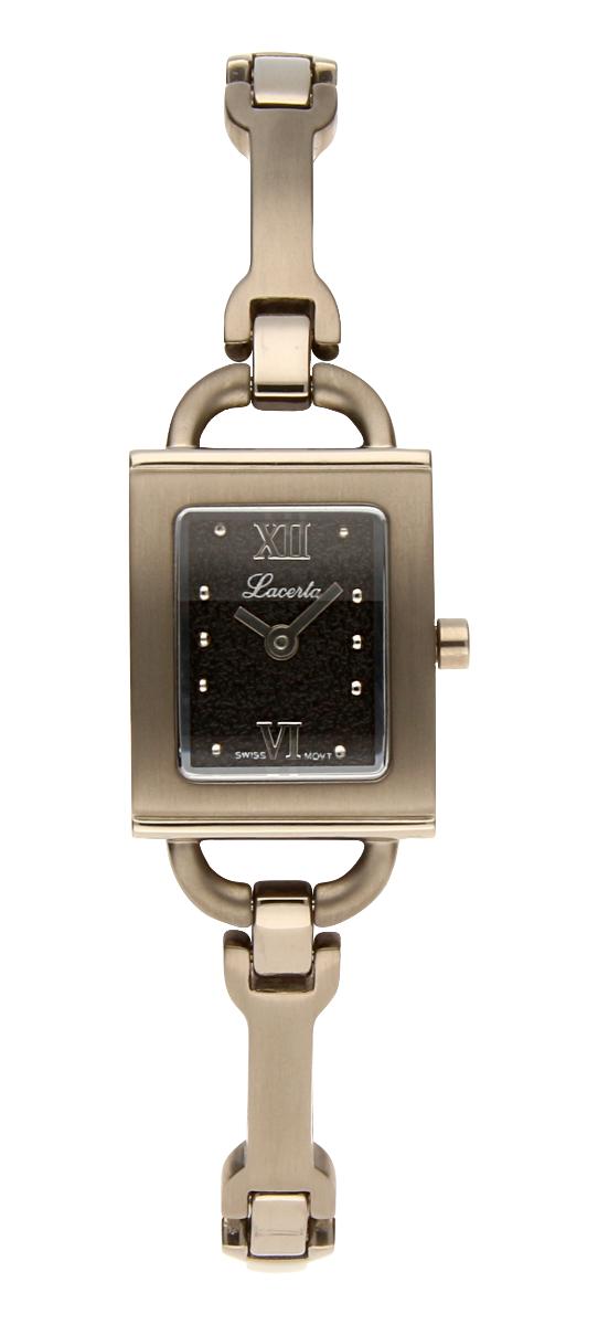 Titanové dámské švýcarské hodinky LACERTA 751 A6 537