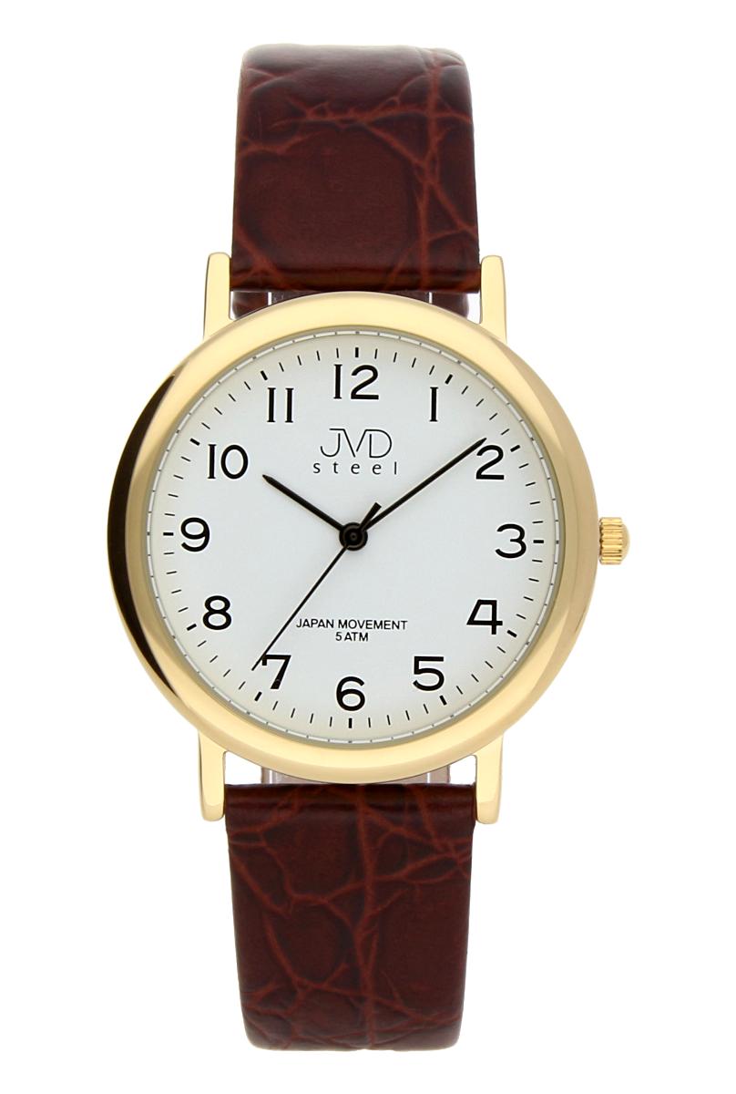 Pánské ocelové moderní hodinky J1016.1 s voděodolností 5ATM