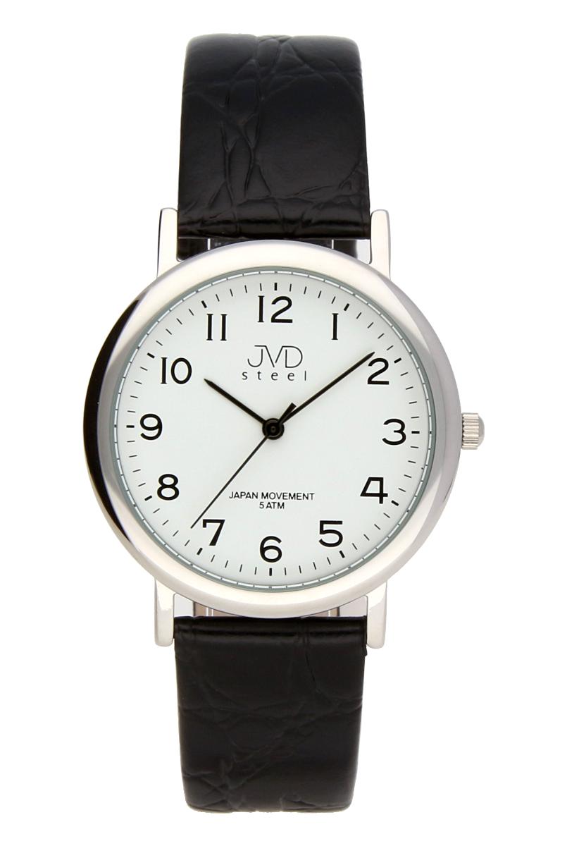 Pánské ocelové moderní hodinky J1016.2 s voděodolností 5ATM