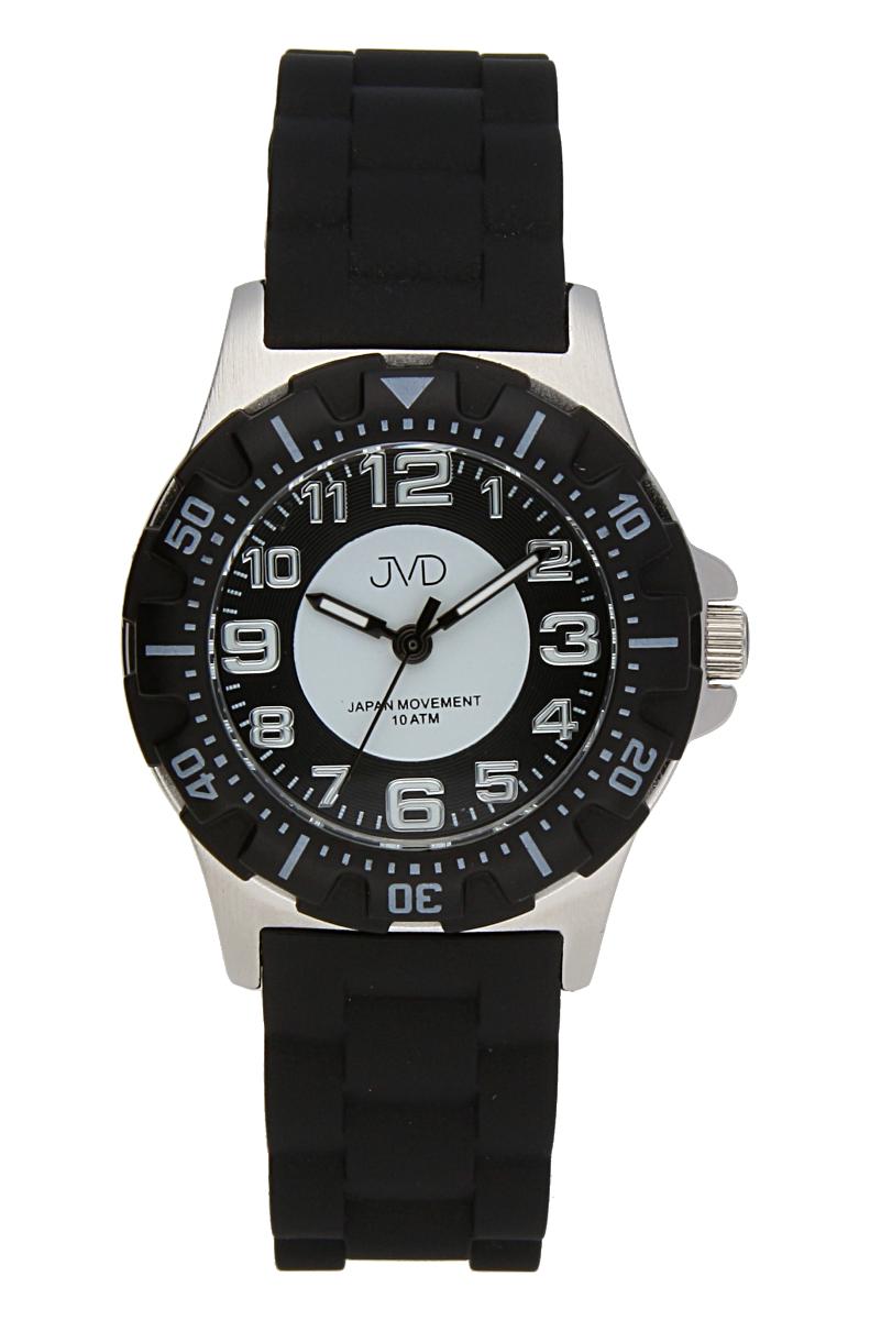 Chlapecké dětské vodotěsné sportovní hodinky JVD J7168.1 - 10ATM