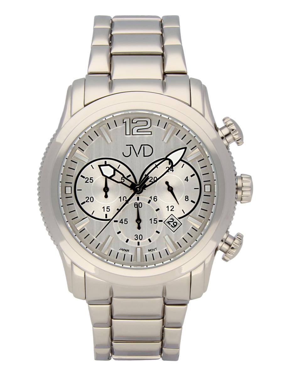 Luxusní pánské vodotěsné hodinky JA1911.1 s chronografem 10ATM
