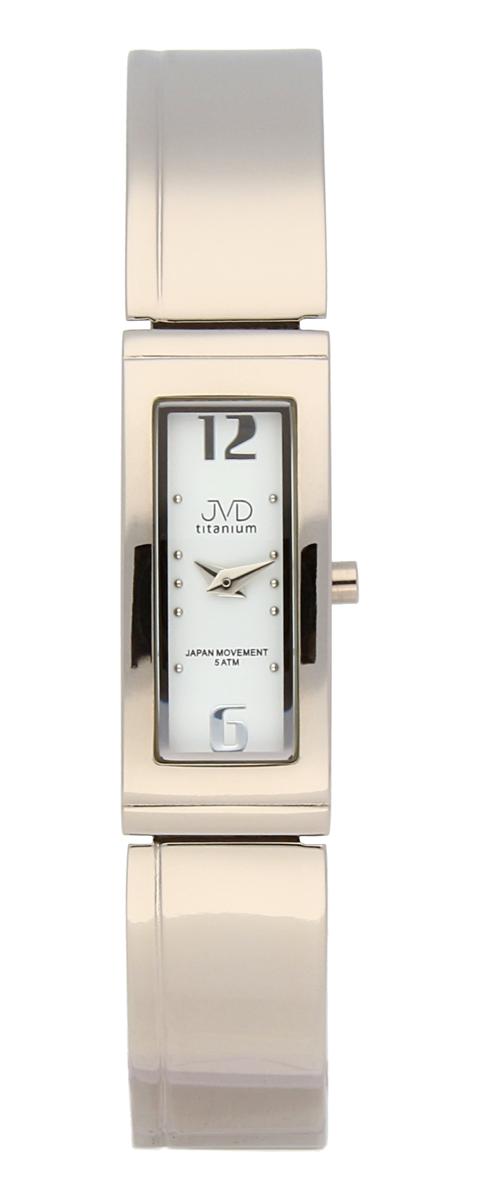 Dámské luxusní titanové antialergické hodinky J5020.3